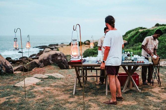 Private Beach BBQ Dinner at Yala