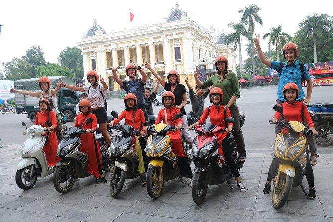 Hanoi Motorbike City Tour 2,5 Hours - See overview Of Hanoi