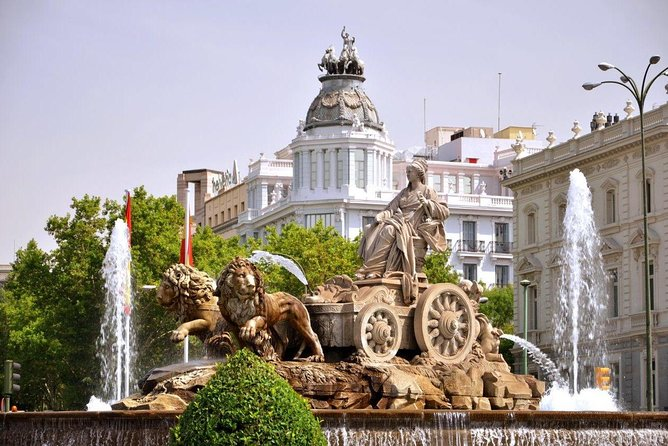 Madrid & World Heritage Cities - Self Drive