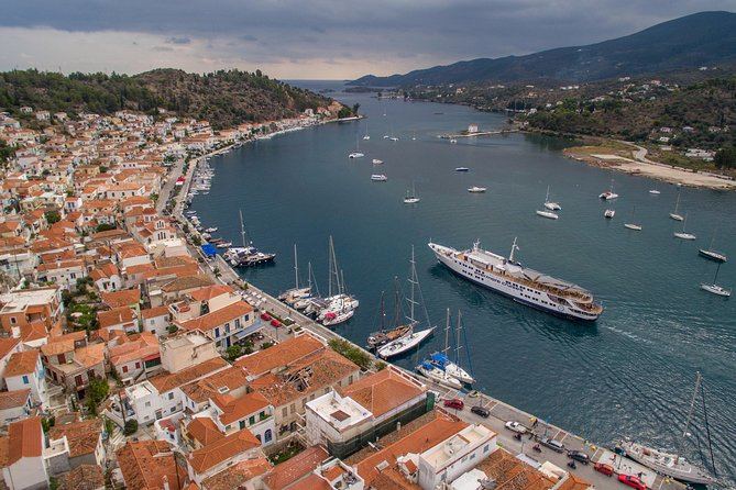 One Day Cruise to Hydra - Poros - Aegina from Athens