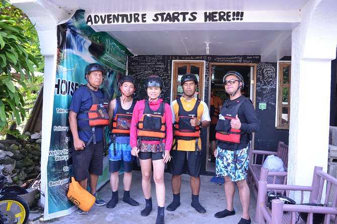 The Ultimate Rush: Moalboal Sardine Run and Kawasan Canyoneering photo 4
