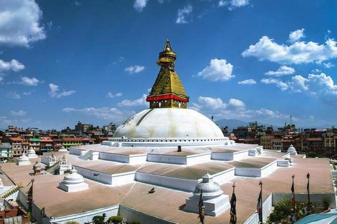 Full Day Boudhanath, Pashupatinath and Bhaktapur Durbar Square Tours