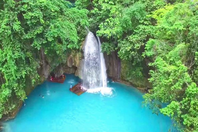 Oslob Whale Shark and Kawasan Falls Day Tour photo 3