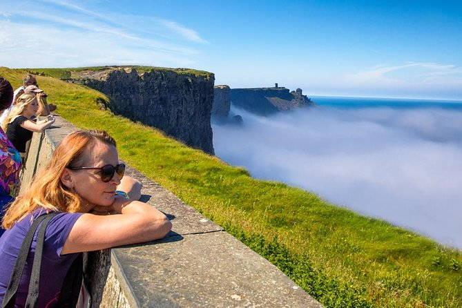 Cliffs Of Moher Premium Tour from Dublin with Ailwee Caves