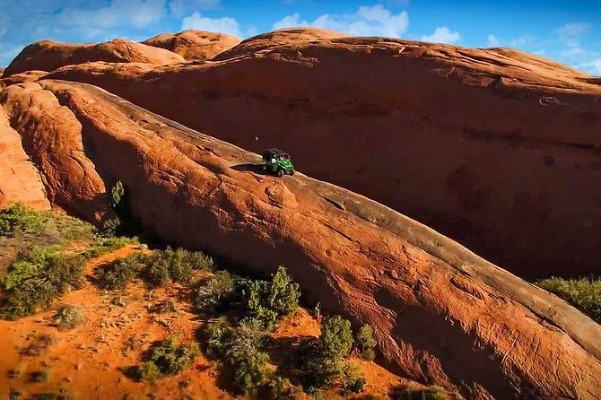 Private Moab 4x4 Tour of Hells Revenge and Fins & Things Trail