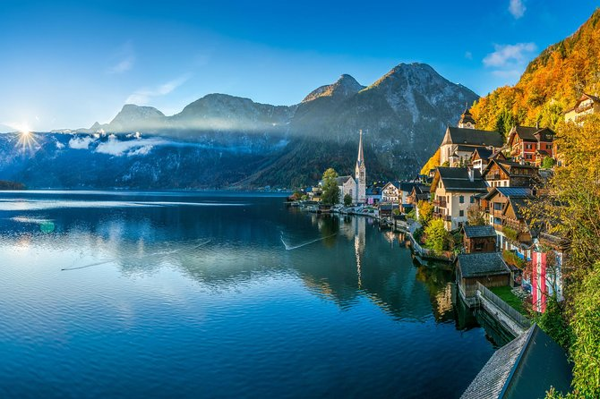 Private Salzkammergut and Hallstatt Tour from Salzburg
