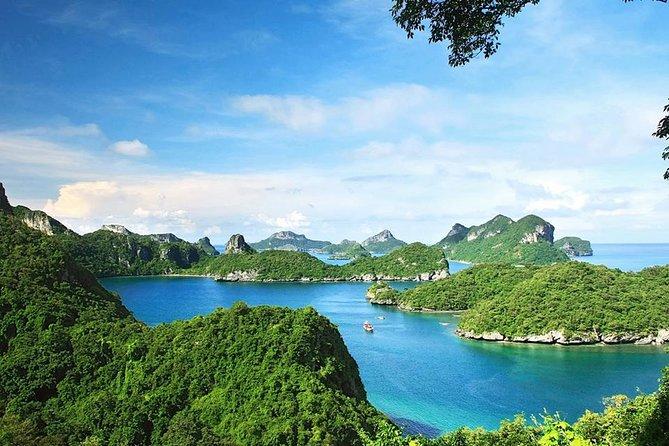 Koh Samui - Angthong National Marine Park