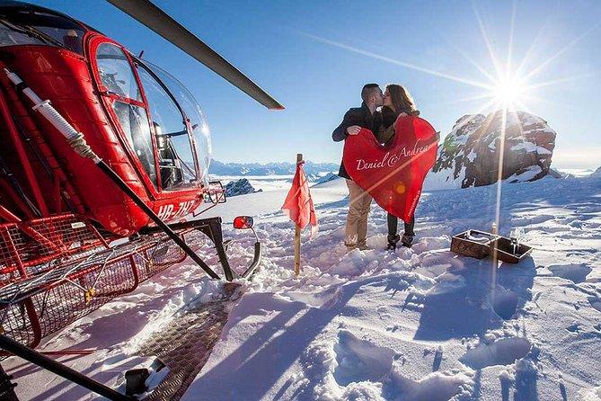Wedding Proposal or Honeymoon Helicopter flight