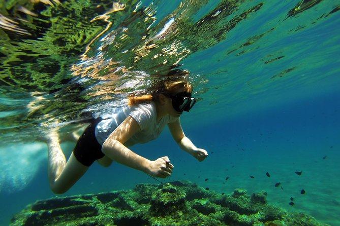 Kayaking and Snorkeling in Omiš