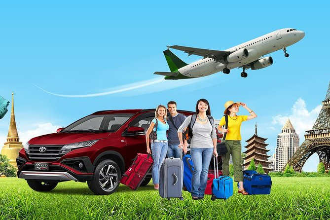 Private Bali Arrival Transfer: Airport to Ubud Hotels