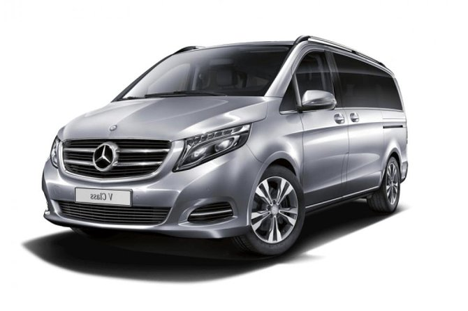 Departure Private Transfer Turin City to Milan Linate LIN Airport by Luxury Van
