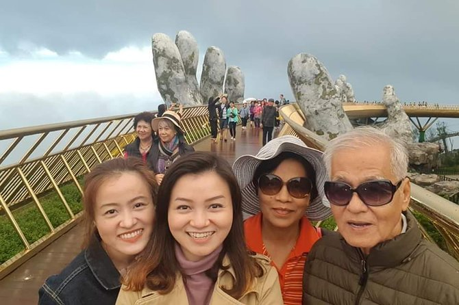 Full day visit Ba Na Hills & Golden Bridge from Tien Sa port