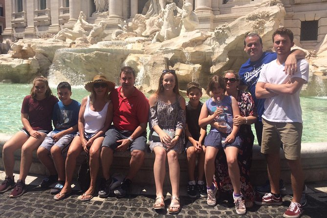 Guided Tour of Rome - Trevi Fountain, Navona Square , Pantheon & Spanish Steps photo 2