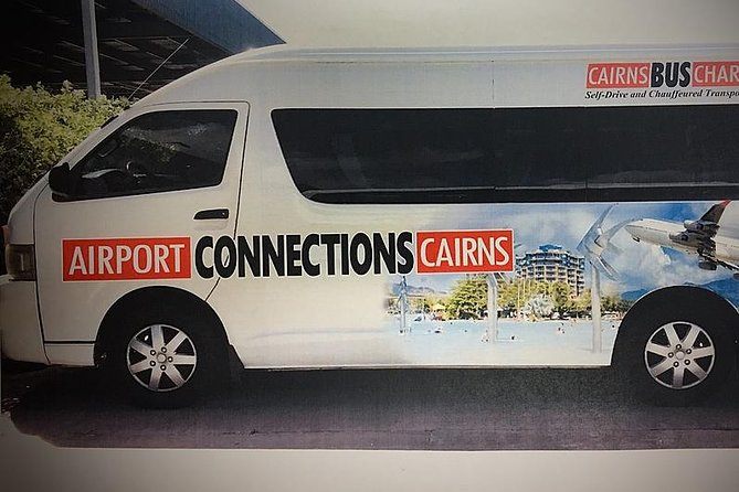 Port Douglas Departure Transfer - Port Douglas to Airport