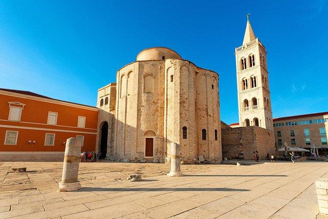 Excursão a pé em Zadar - Ancient encontra o moderno