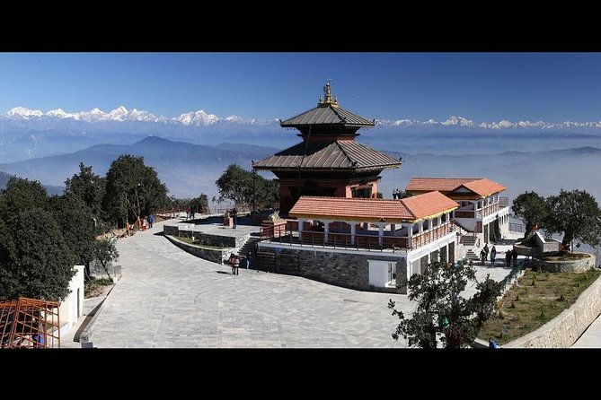 Kathmandu Valley View and Cable Car Ride to Chandragiri Hills photo 4