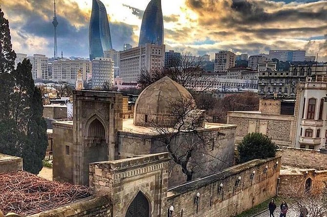 Baku Modern City & Old Town Private Tour