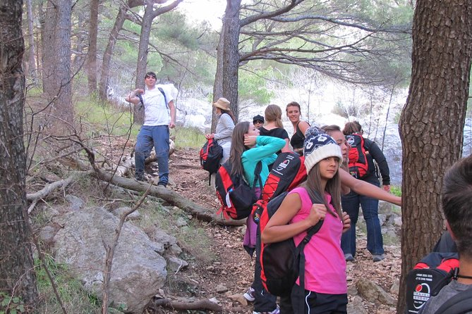 Trekking and Hiking in Omiš