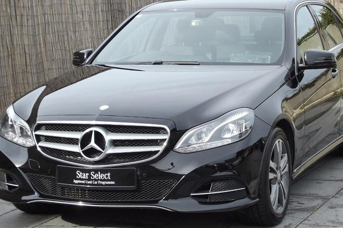 Galway City To Shannon Airport Private Chauffeur Transfer