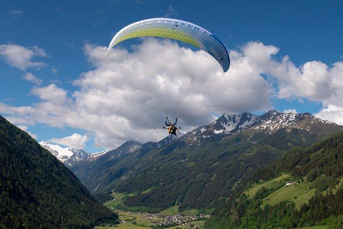 Tandem Paragliding Tirol