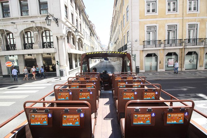 Best of Lisbon City Tour: History and Sightseeing Bus photo 6