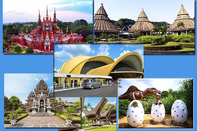 Beautiful Indonesia Miniature Park Tourism ( TMII )