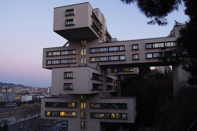 Tbilisi Soviet Architecture Tour