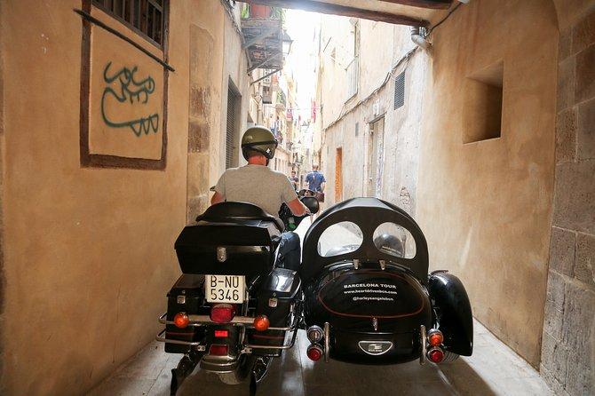 Sidecar Harley Davidson Panoramic Tour