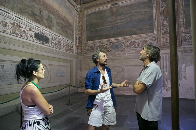 Art Class Florence Walking Tour: art between the Middle Ages and the Renaissance