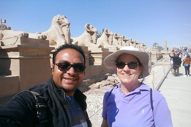 4 day tours luxor and aswan