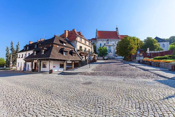 One day Majdanek, Lublin, Kazimierz Private Tour from Warsaw pick up/drop off