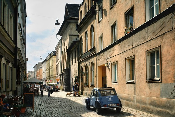 Private, unique city tour of Cracow from Warsaw by express train with pick up