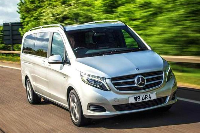 Glasgow to St Andrews Luxury Taxi Transfer