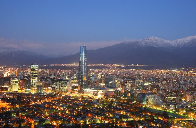Santiago: 4 days program to know the city.