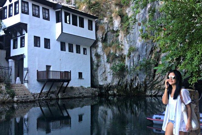 Mostar, Počitelj, Kravica Waterfalls and Blagaj Private Tour from Dubrovnik