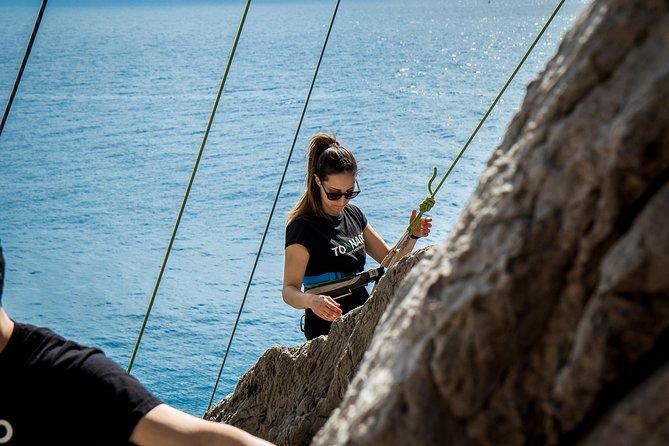Climbing Experience - Sorrento Coast Punta Campanella