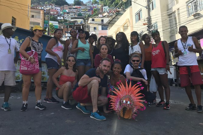 Private Tour to Favela in Rio de Janeiro with Local Guide