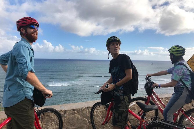 Bike Tour of Scenic Diamond Head with Optional Hike photo 8