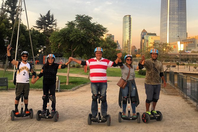 Segway Tour Parks and Architecture Kid Friendly Small group