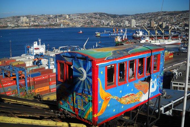 Tour Valparaiso y Viña del Mar
