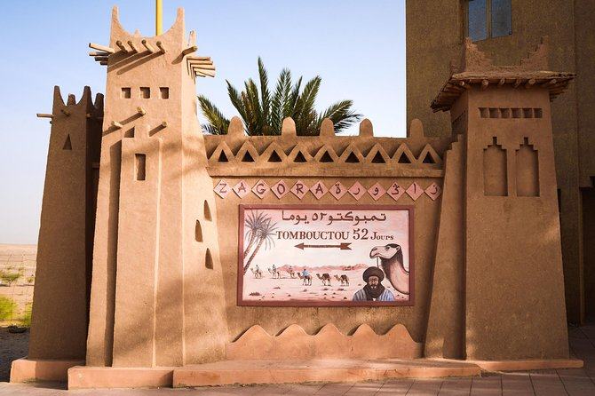 2 Days Marrakech to Zagora desert trip