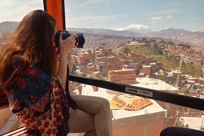 La Paz City - Cable Car