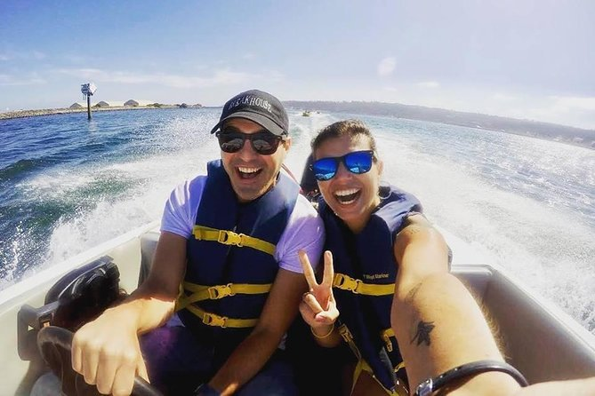 Exclusive: San Diego Harbor Speed Boat, Electric Scooter and USS Midway Tour