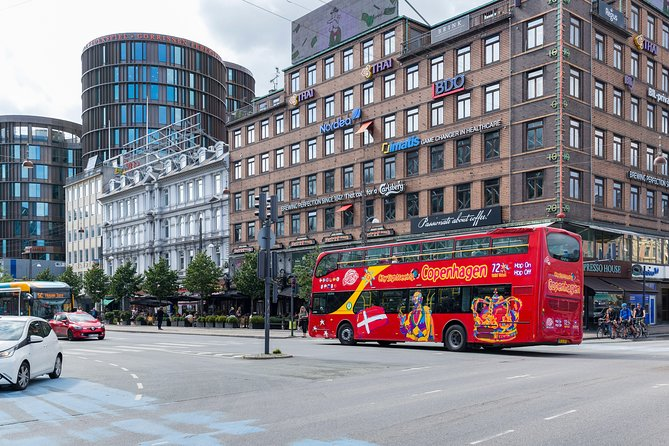 City Sightseeing Copenhagen Hop-On Hop-Off Bus Tour