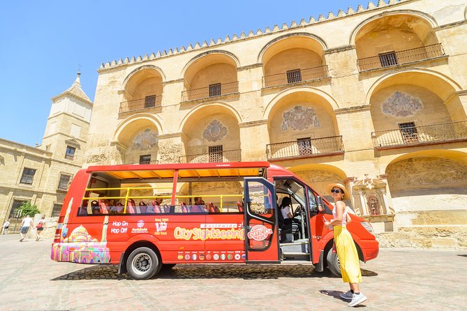 City Sightseeing Cordoba Hop-On Hop-Off Bus Tour