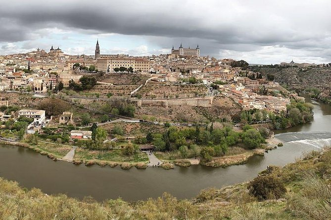 Toledo Full Day on your Own with Walking Tour Included