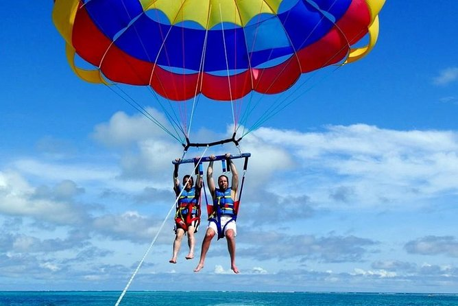 Cancun Parasailing Include Transportation