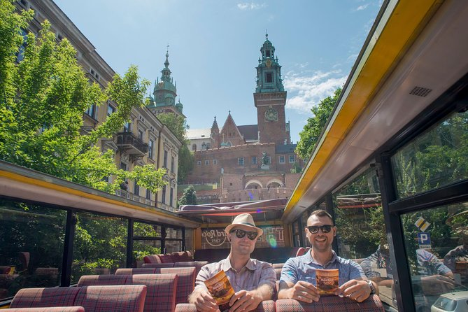 City Sightseeing Krakow Hop-On Hop-Off Bus Tour photo 2