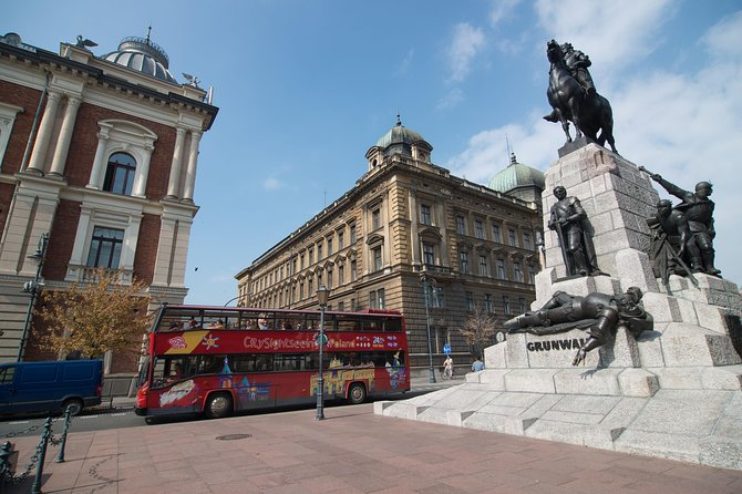 City Sightseeing Krakow Hop-On Hop-Off Bus Tour photo 6