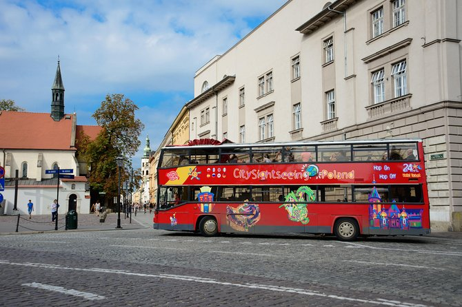 City Sightseeing Krakow Hop-On Hop-Off Bus Tour photo 7